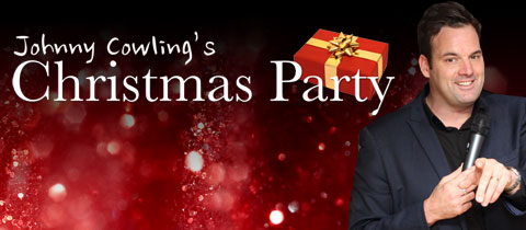 Johnny Cowling to host Christmas Party